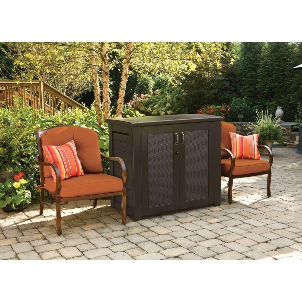buy rubbermaid outdoor storage patio