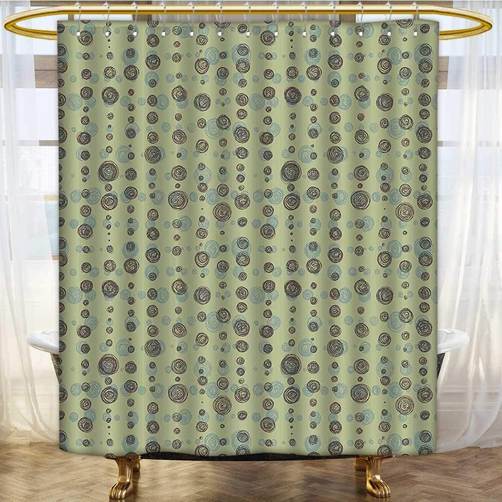 cheap olive green shower curtain find