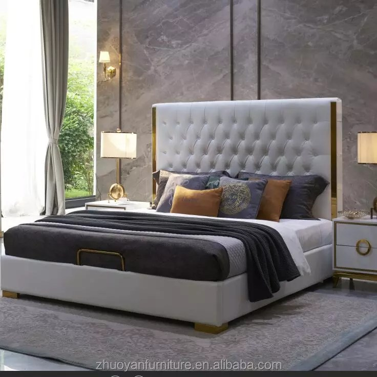 italy bed room furniture hotel bedroom furniture set button tufted bed king size bed buy high back designer bed back bed of leather beautiful