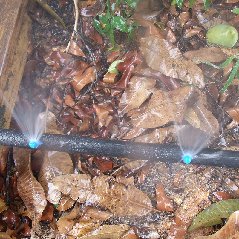 HTB1hlXwf vI8KJjSspjq6AgjXXaz 50 Pcs Garden Irrigation Simple Refraction nozzle Watering Flower Mist Nozzle Threaded connection 90/180/360 Degrees Sprayer