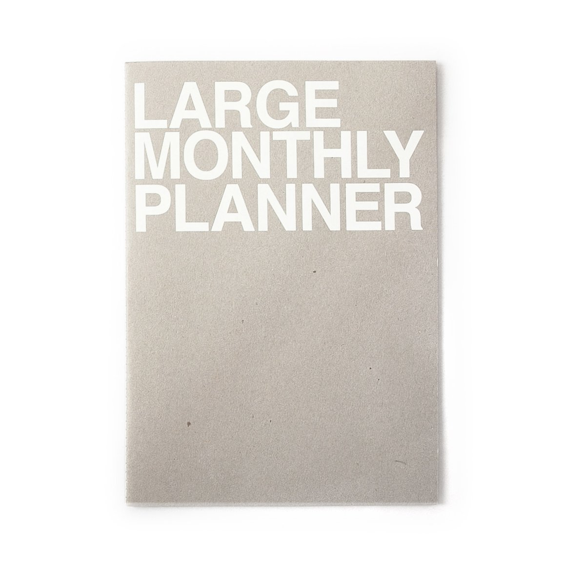 Cheap Monthly Time Sheet  find Monthly Time Sheet deals on line at     Get Quotations      JSTORY Large Personal Wide Spaces Monthly Planner 18 Sheet  Gray