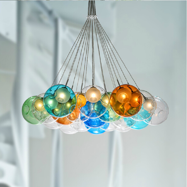 Colored Glass Chandeliers Supplieranufacturers At Alibaba