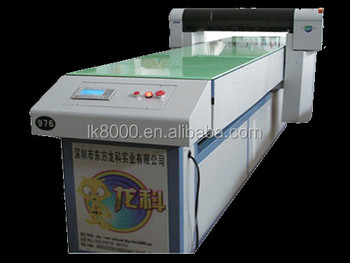 White Ink A1 7880 Digital Flatbed 3d T-shirt Printing ...