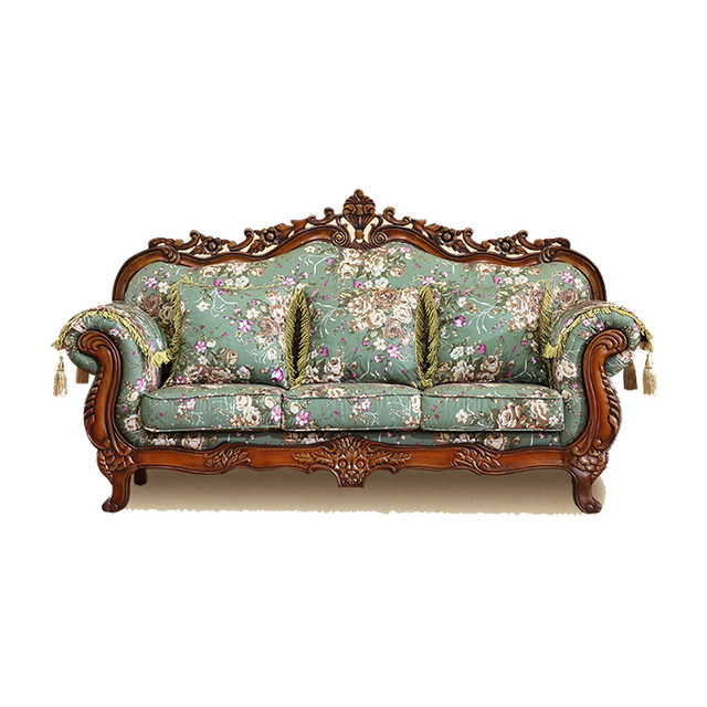 Cheap China White Carved Wood Sofa Products Find