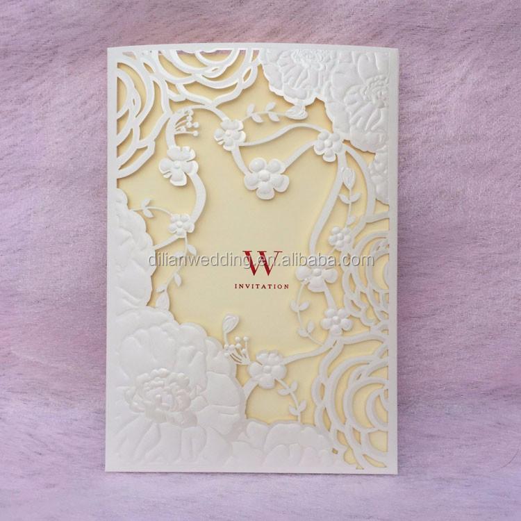 Elegant S Shape Free Wedding Invitation Sles