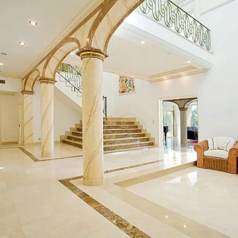 carrelage de sol de salle de bains en marbre pierre naturelle polie bon marche espagnol beige prix design buy carrelage de salle de