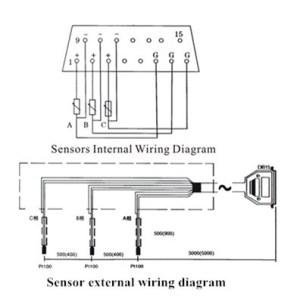 Drytype Transformer Temperature Controller With Pvc Shell & Pt100 Sensor  Buy Drytype