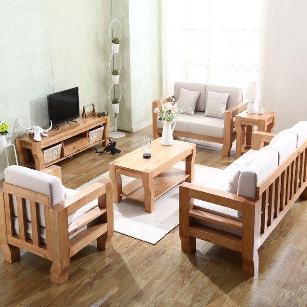 New Wooden Sofa Set Designs