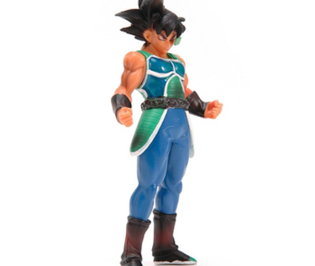Plastic Anime Boy Action Figure Looks Like Mighty Fighter From Hot Japanese Cartoon Movie