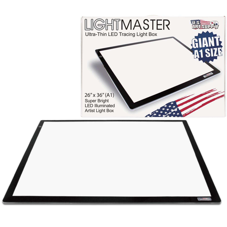 Buy Us Art Supply Lightmaster Giant 45 1 4 Diagonal A1