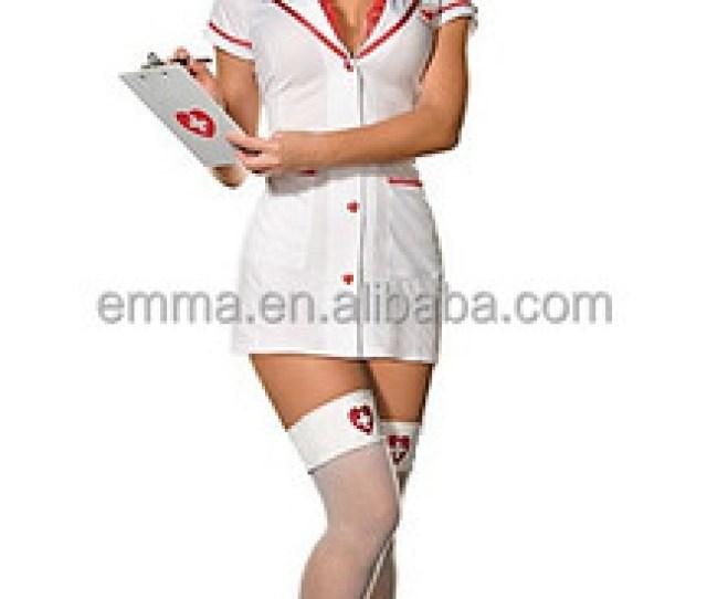 Adult Ophelia Payne Sexy Nurse Costume Bwg7246