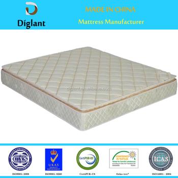 High Density Foam 21cm Double Mattress Pocket Spring Bed 560 Coils