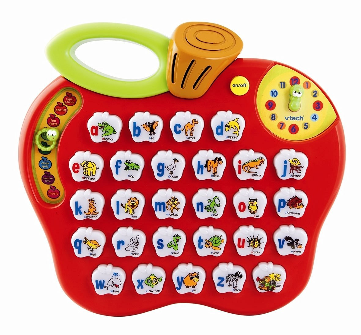 Buy VTech Early Education Toy VTech Alphabet Apple 26 ...
