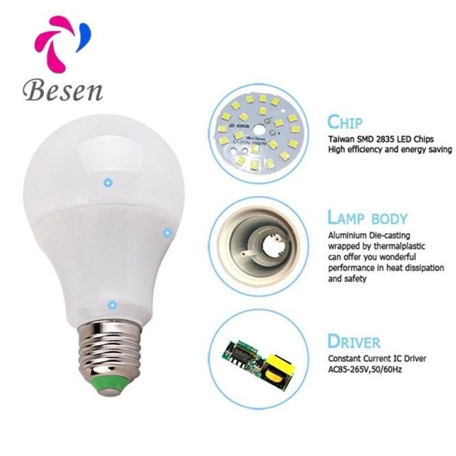 Ge 11 Watt A19 Reveal Hd Led Light Bulbs 2 Pack