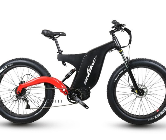 Grip Uneven Tires Riding Fast Electric Bicycles Absorb E Bikes