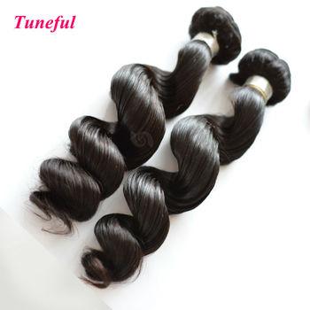 tuneful loose wave brazilian human hair weave most expensive remy hair brazilian human