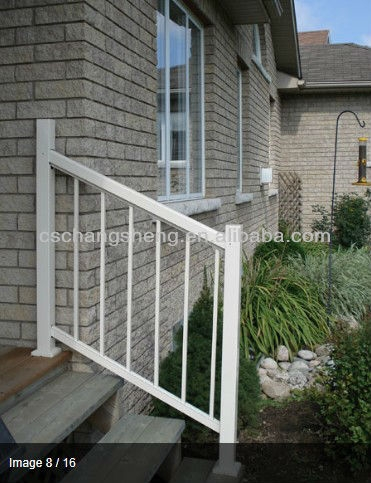 Aluminum Outdoor Stair Railings Buy Outdoor Stair Railings | Aluminum Handrails For Outdoor Steps | Wrought Iron Railings | Baluster | Staircase | Freedom | Powder Coated Aluminum