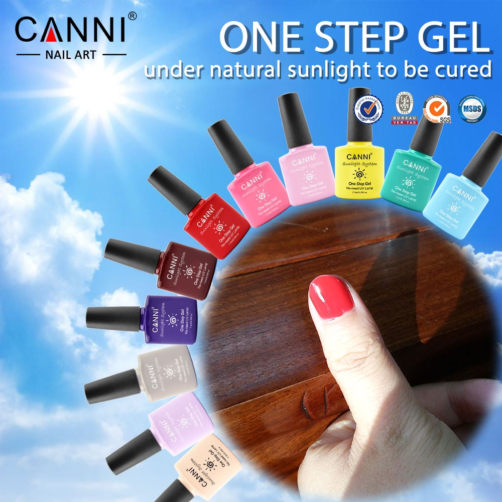 50801j 2017 Longlasting Shining Canni Professional Mood Change Nail Gel Polish Color Changing
