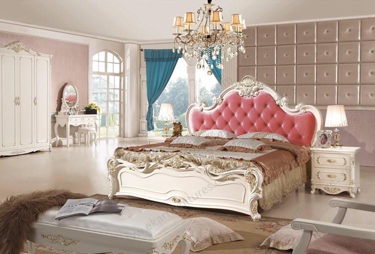 New Model Bedroom Furniture Antique Hand Carved Bed - Buy ... on New Model Bedroom  id=46790