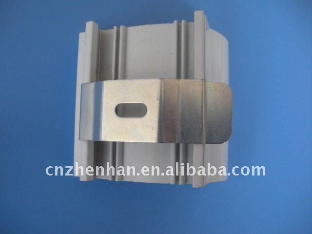 metal curtain wall bracket or installation bracket and ceiling clip for curtain track rail tube rod curtain accessory view curtain wall bracket