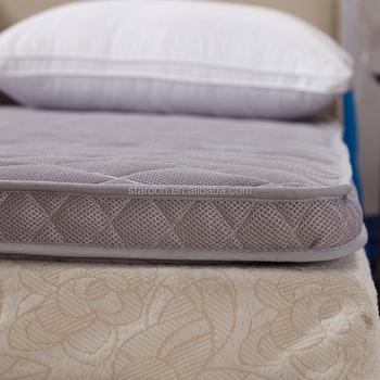 Anti Bed Bug Pocket Sprung Pillow Top Memory Foam Latex Mattress