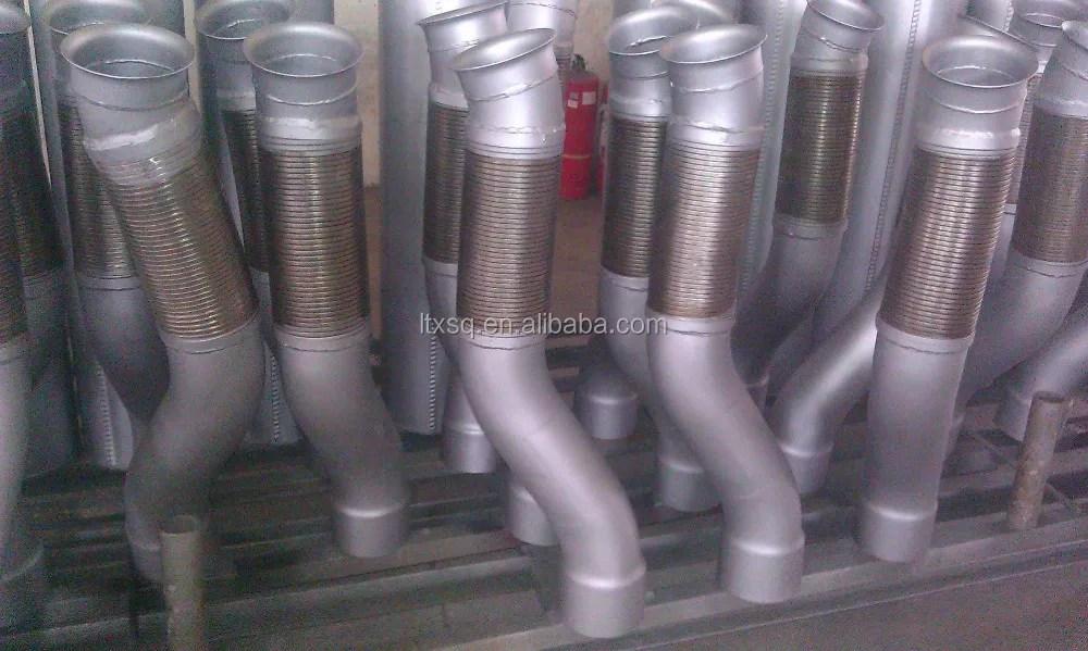 china stainless steel stack exhaust muffler pipe rain cap diesel truck low price raincap silencer exhaust pipe rain cap buy stack pipes stainless