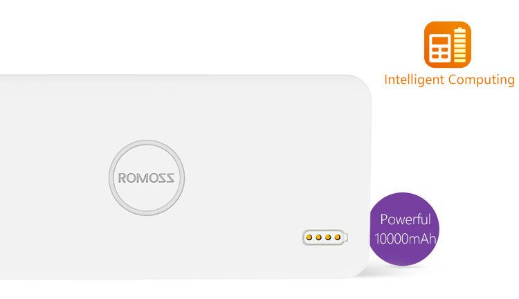 ROMOSS Polymos 10 Air Power Bank 8