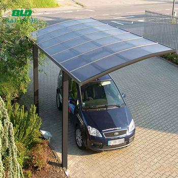 Custom Made Free Standing Aluminium Cantilever Carport