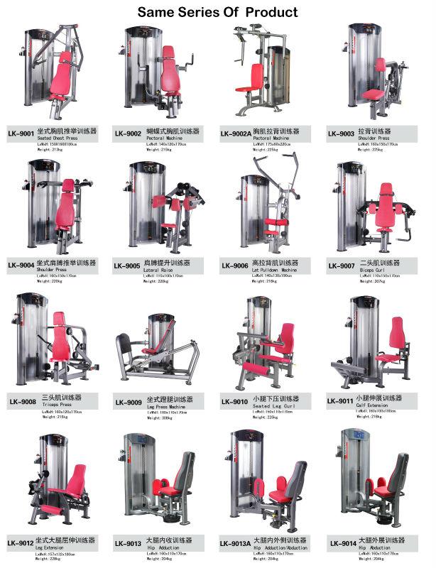 Pect Machine Equipment Gym