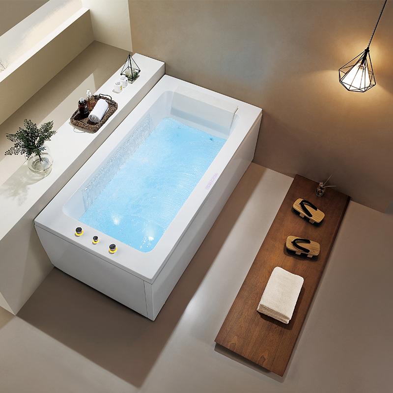 tablier d interieur rectangle en forme de 1 7m de longueur acrylique baignoire algerie buy baignoire acrylique algerie baignoire de 1 7 m baignoire