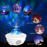 Usb Led Starry Night Lamp Ocean Wave Star Projector Night Light Built In Bluetooth Speaker Gifts For Kids Bedrooms Buy Starry Night Lamp Music Player Star Light Star Projector Night Light Ocean Wave Star