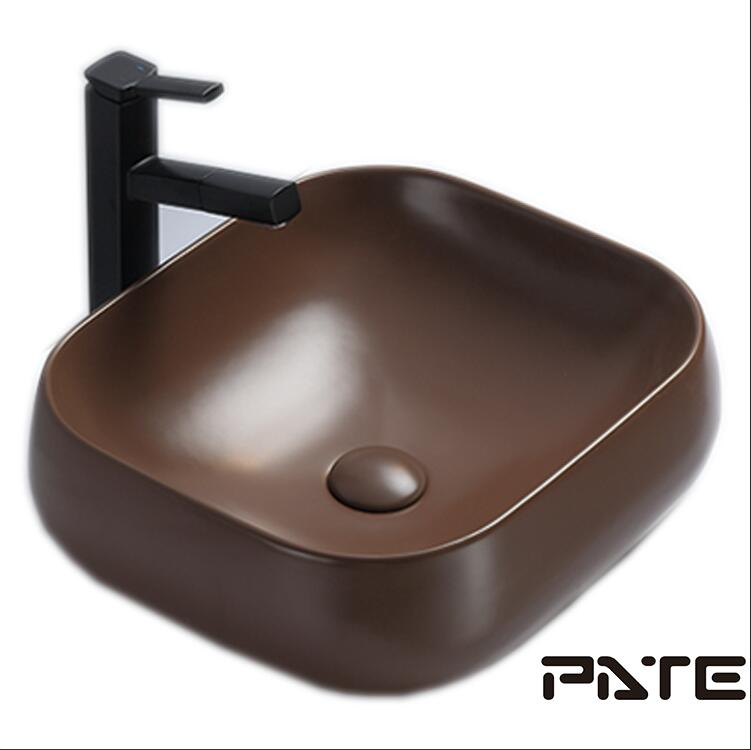 acrylic stone wash basin solid surface basin bathroom sink view solid surface basin pate product details from foshan pate sanitary ware co ltd on alibaba com