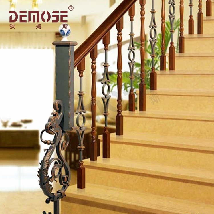 Wrought Iron Railings For Indoor Stair Prices Buy Wrought Iron | Interior Iron Stair Railing | Minimalist Simple Stair | Fancy | Staircase | Residential | Stair Outside