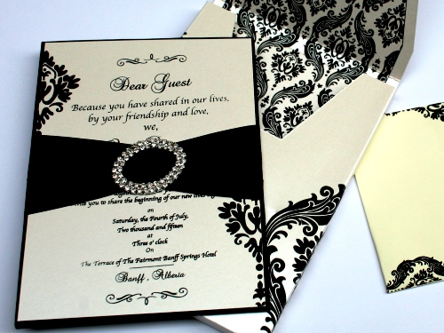 Muslim Wedding Invitation Card Indian Cards Black Stan Invitations Product On Alibaba Com