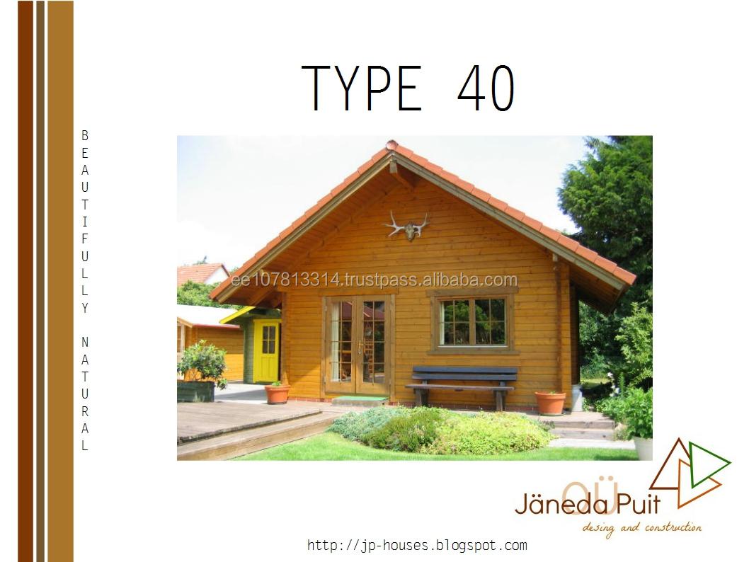 cabane en rondins maison de vacances type 40 maison prefabriquee kit directement de la production buy prefabriques chalet direct du producteur kit