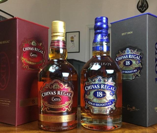 Premium Grade Chivas Regal  Blended Scotch Whisky Buy