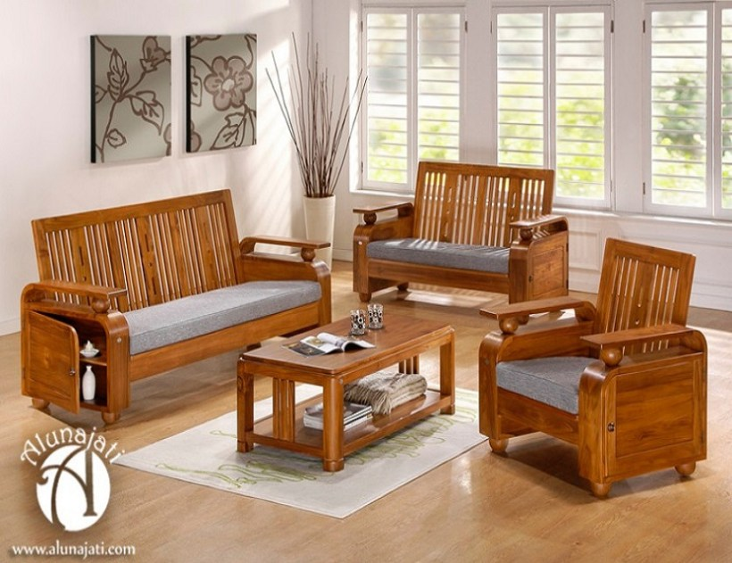 Chinese Style Solid Wood Sofa Design Modern Wood Sofa Buy Wooden