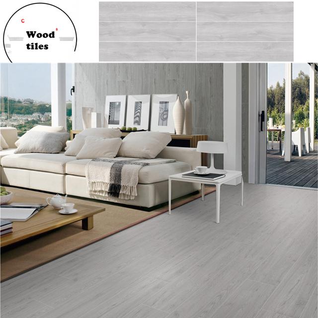 200x1000mm grey wood grain tile floor tile ceramic porcelain living room and bedroom low water absorption tiles buy china floor ceramic