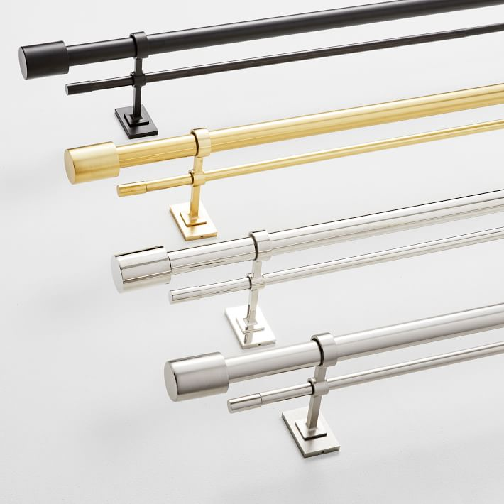 fufeng manufacture made in china curtain pole double wall brackets extendable stainless steel shower bathroom curtain rod buy extendable curtain
