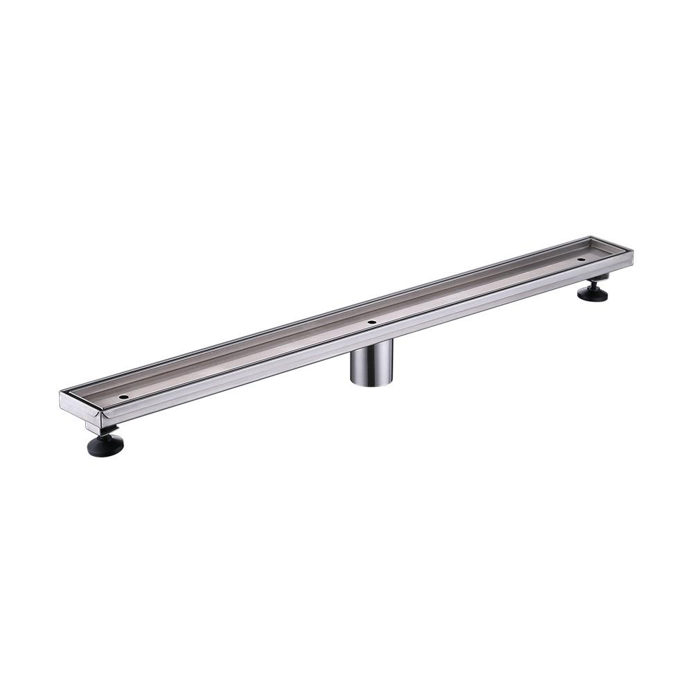 linear drain shower 80cm length 304 stainless steel bathroom invisible tile insert linear shower drain buy linear shower drain linear drain