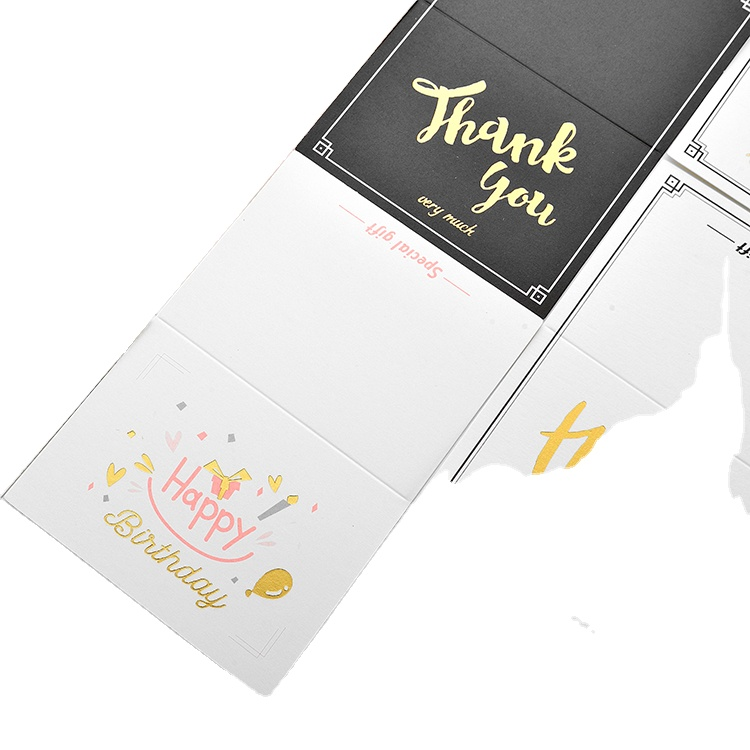 carte postale de remerciement professionnel carte de vœux d anniversaire avec impression d invitation en papier cadeaux 1 piece buy carte