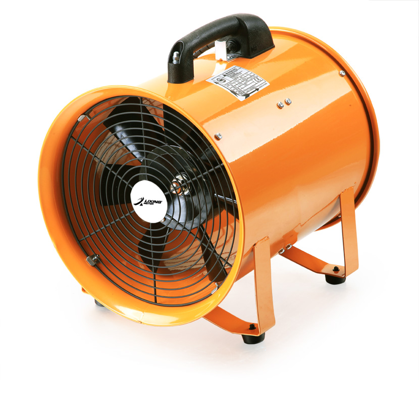 lixing 12 3000cfm portable axial blower exhaust fan ventilator for confined space buy portable blower confined spaced blower exhaust fan product on