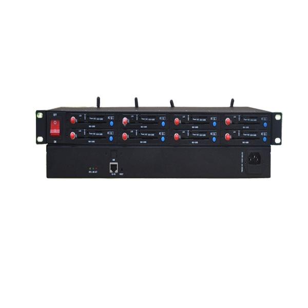 usb wavecom q2406b modem pool 8 port 1u standard rack mount modem buy 8 port gsm modem 1u modem 1u modem pool product on alibaba com