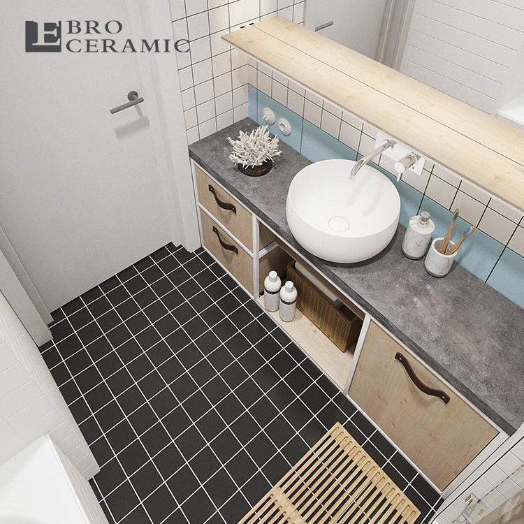 small size anti slip porcelain bathroom wall tile and floor tiles buy wall tiles porcelain anti slip floor tile wall tiles bathroom product on