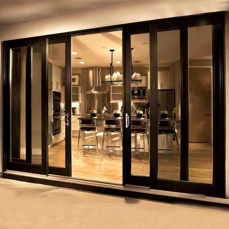 aluminium office tempered glass sliding door price buy low e aluminum glass door design large heavy duty sliding patio doors aluminium sliding glass