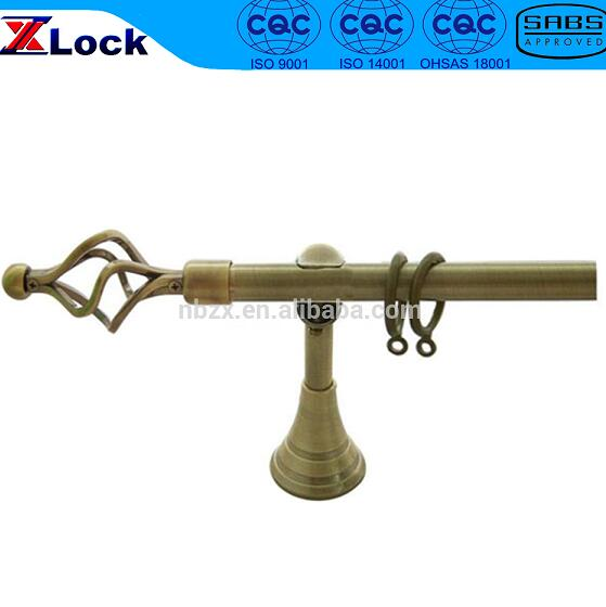 antique brass curtain rod t28 19mm 22mm 25mm 28mm 1 6m 6m buy double curtain rods retractable curtain rods rustic curtain rods product on