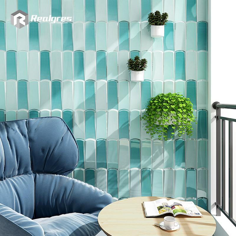 glossy polished glass green peel and stick subway tile backsplash bathroom wall tiles buy green subway tile glass subway tile backsplash peel and
