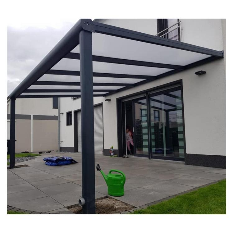 aluminum clear patio glass roof for veranda buy clear patio roof patio glass roof patio roof product on alibaba com