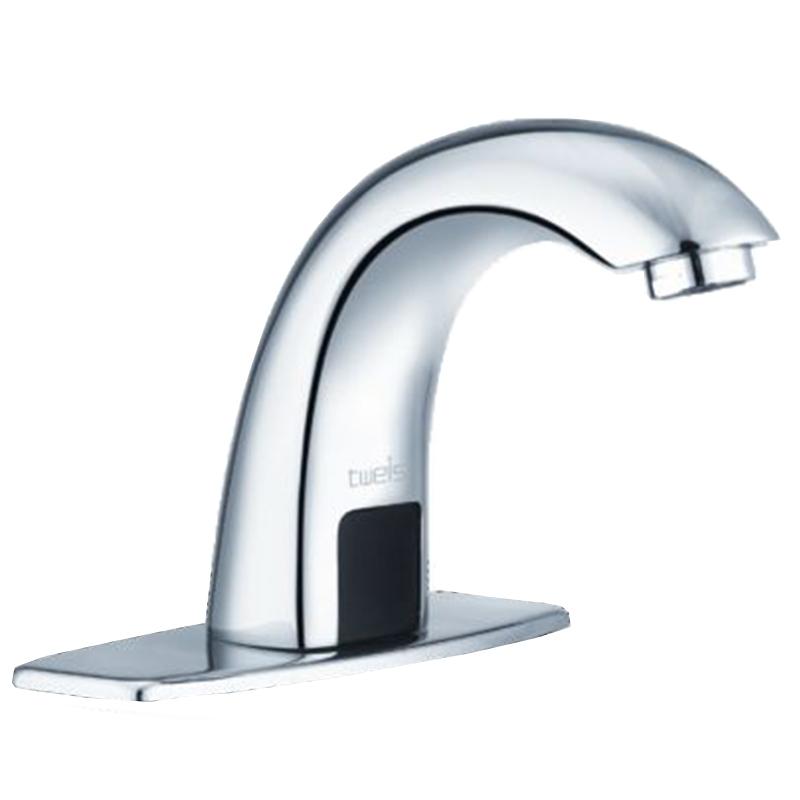 modern bathroom automatic sink sensor tap hands free infrared water basin faucet buy modern bathroom faucet automatic faucet sensor sink faucet