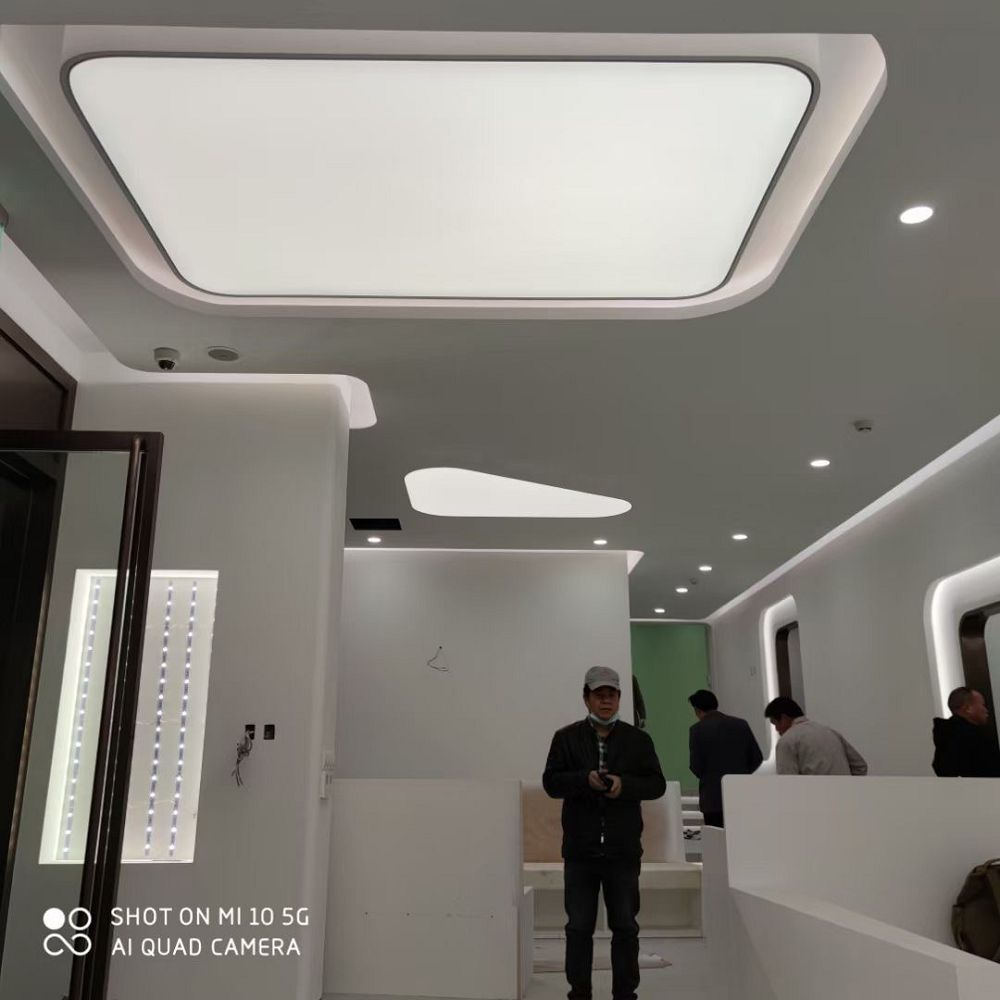new design cost of suspended ceiling per square metre modern drop ceiling tiles stretch fabric ceiling tile cross tee buy cost of suspended ceiling